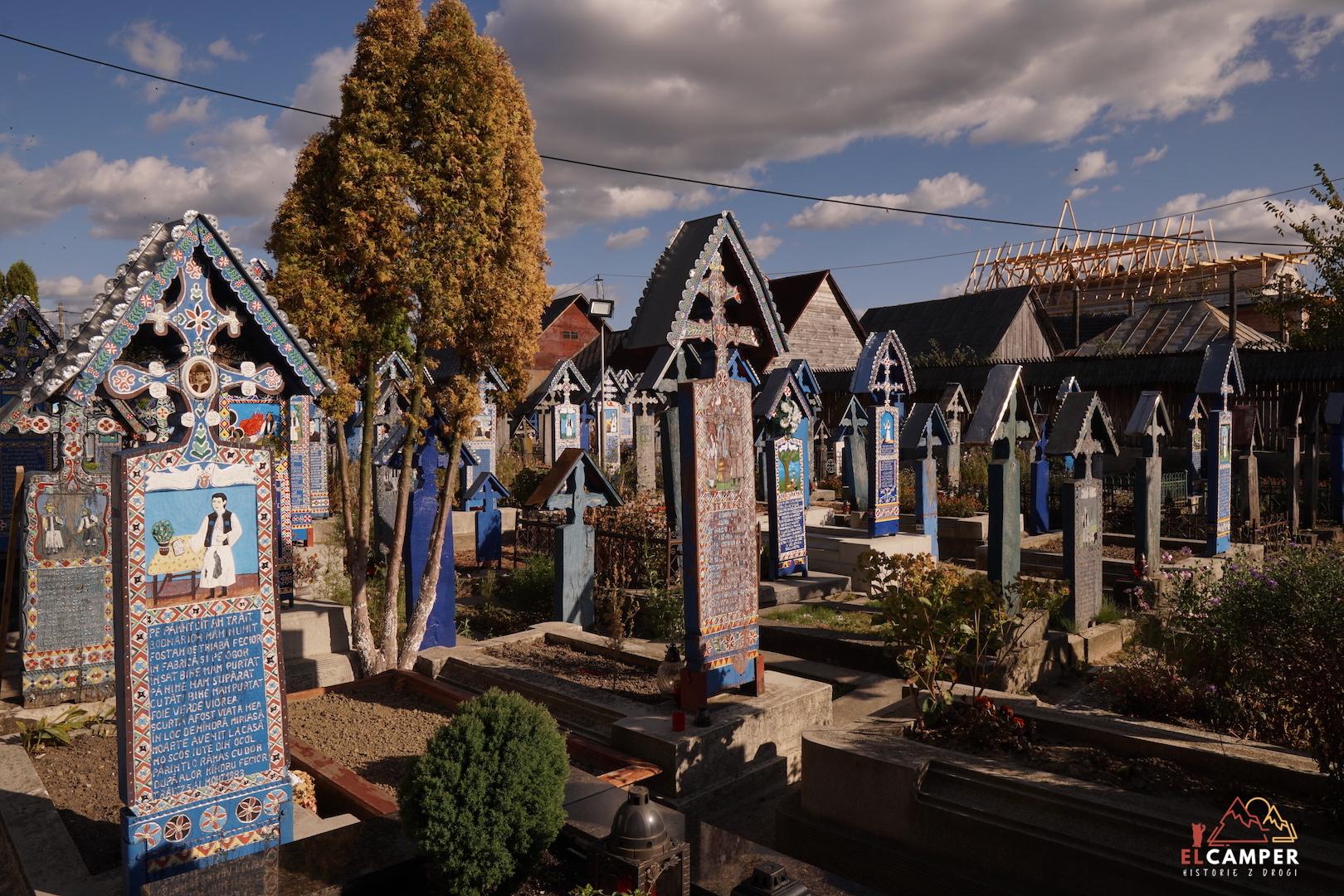 kamper budowa kampera Rumunia Wesoły cmentarz campervan life box truck