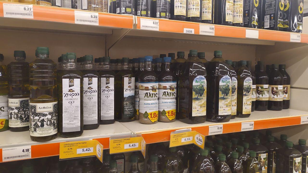 Ceny na Korfu