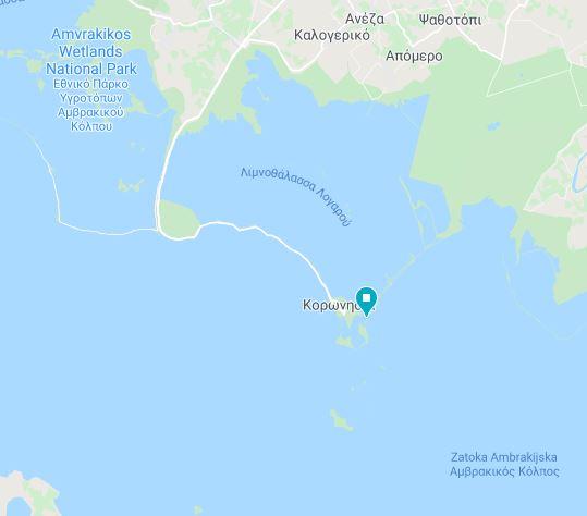 7 wetlands Grecja kamperem Elcamper gdzie parkować nocleg na dziko vanlife greece campervan boxtruck